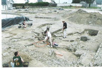 L'archéologie en Bretagne