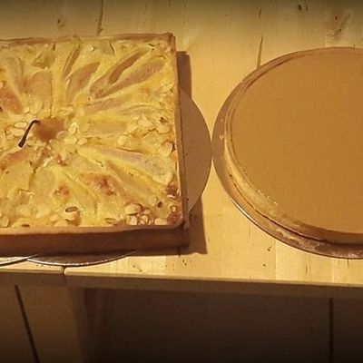 une pâte 4 tartes