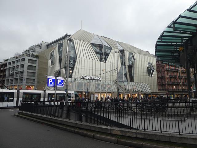 Rapide visite à Strasbourg