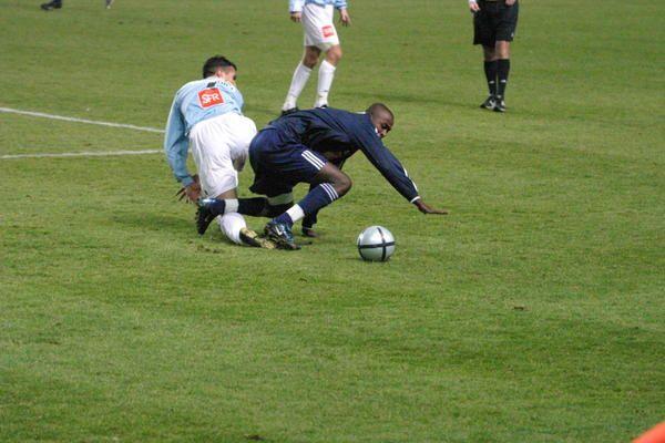 Epopée de la Coupe de France 2003/2004.