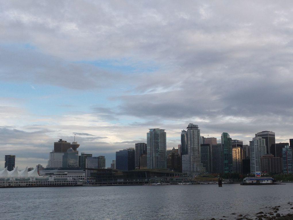 Une fin de semaine à Vancouver