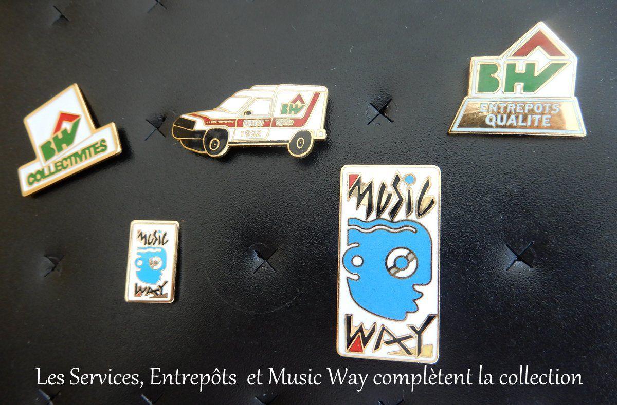 """Souvenez-vous la """" pin's mania """" des années ...90... par Michel Bindault"""
