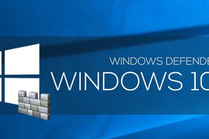 Tuto Windows Defender