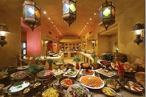 The regional and prominent international cuisines of UAE and Middle East