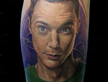 tattoo portrait