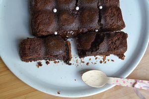 Le brownie de Salomé