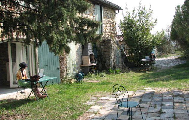 Seconde partie de la résidence d'écriture 2009