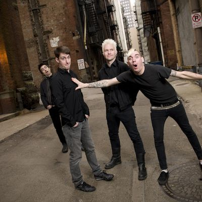 Anti Flag und Hostage Calm - Deutschland Tour