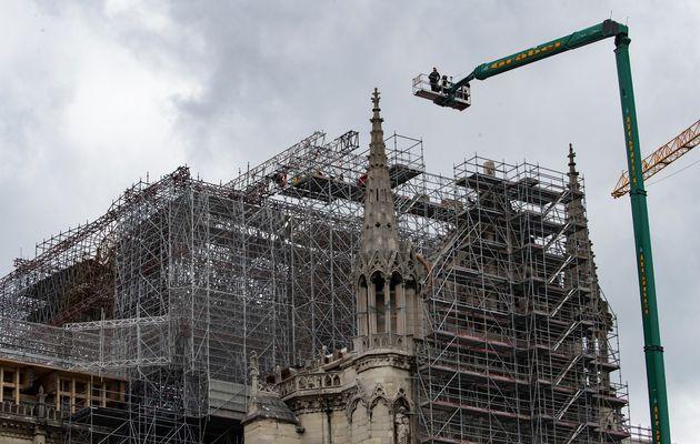 Notre-Dame: les travaux de reconstruction pourront débuter «en janvier 2021»