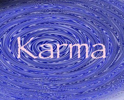 Notions de karma  dans le jaïnisme, le bouddhisme et l'hindouisme