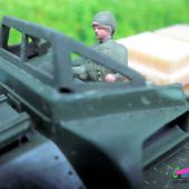 CAMION MILITAIRE GMC DUKW 353 AMPHIBIE 6X6 DINKY TOYS 1/55. - car-collector.net: collection voitures miniatures