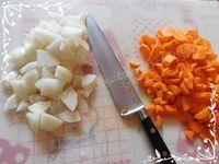 Ragoût de lapin à l'ancienne et frites maison