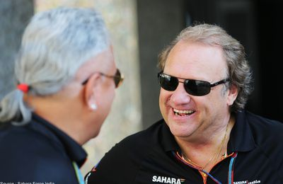 "Force India ""victime"" de la faillite de Caterham et Marussia"