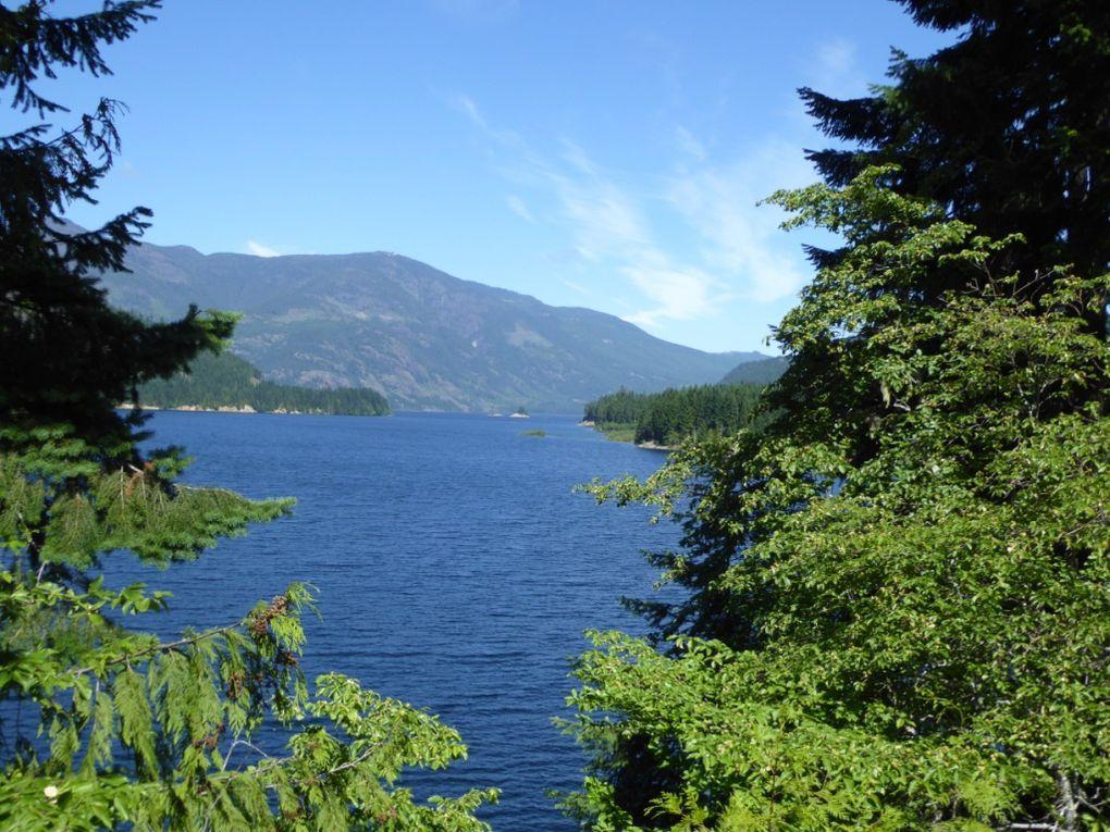De Vancouver à Prince Rupert