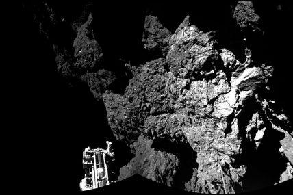 Rosetta, Philae et la comète 67P/Churyumov-Gerasimenko : les premières images d'un rendez-vous historique pour l'aventure spatiale