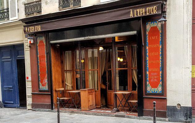A l'Epi d'Or (Paris 1) : discount mais pas trop