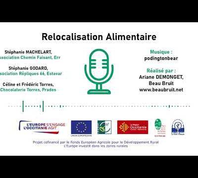 Initiatives locales et économie rurale : 3 podcasts