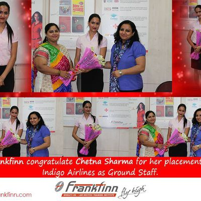More Students of Frankfinn got excellent Placement
