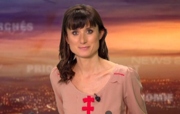 2013 01 06 - AURELIE BLONDE - BFM TV - WEEK-END 360 @22H00