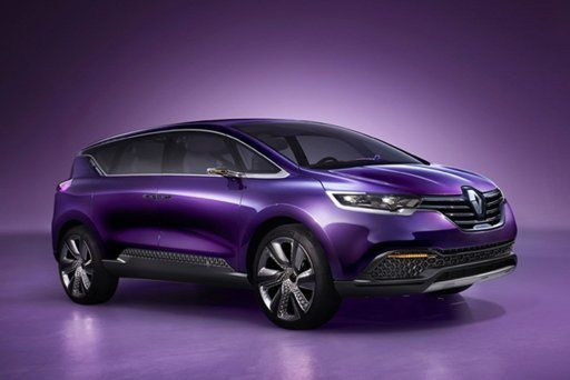 NEW RENAULT ESPACE : OFFICIAL PICTURES ?