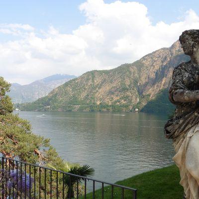 Sur les lacs italiens ....