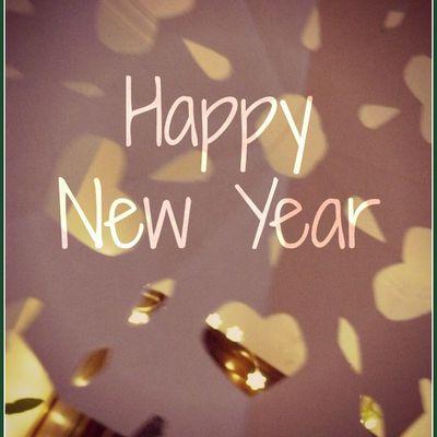 belle année!