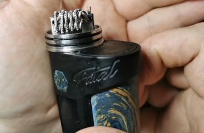 Tuto - Build - Comment faire son Alien VS Pédator coil ?