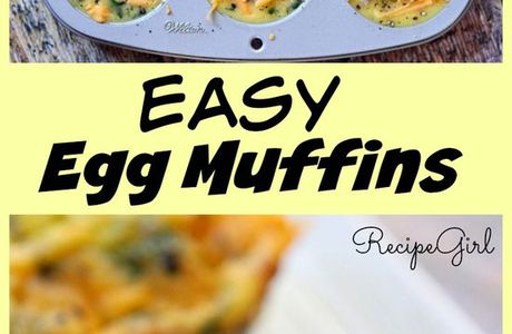 Easy Egg Muffins bre