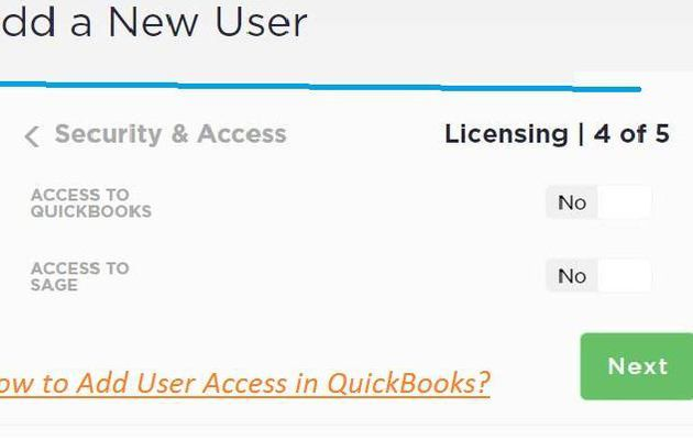How to Add User Access in QuickBooks?