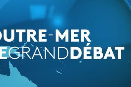 Le Grand Débat National Outre-Mer : En direct de l'Élysée sur les réseaux sociaux