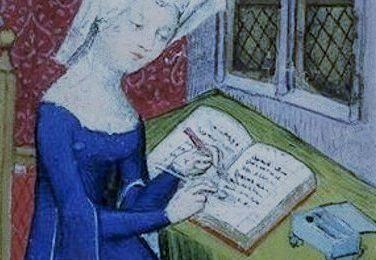Christine de Pizan, première femme écrivain à vivre de sa plume