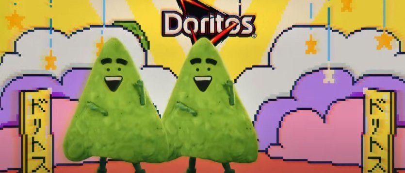 Les pires pub : Doritos WASABI ... Attention c'est de l'art Japonais ou presque !