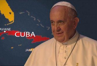 LE PAPE FRANCOIS A CUBA ET AUX ETATS UNIS