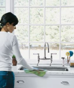 Effective Stainless Steel Sink Cleaning
