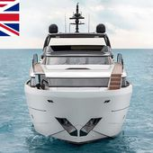 The First Sanlorenzo SL96 Asymmetric sold in Asia by Simpson Marine into Hong-Kong - Yachting Art Magazine