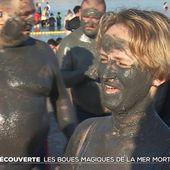 À la découverte des boues magiques de la mer Morte - Le journal de 20h   TF1