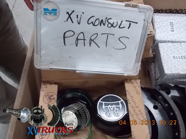 Fabrication Controle qualite - Expedition essieux semi remorques , remorques , camions Chine , Pieces Detachees .: info@xvtrucks.com