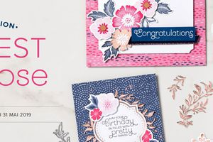 Extra Blog Hop Artisan : Everything is Rosy