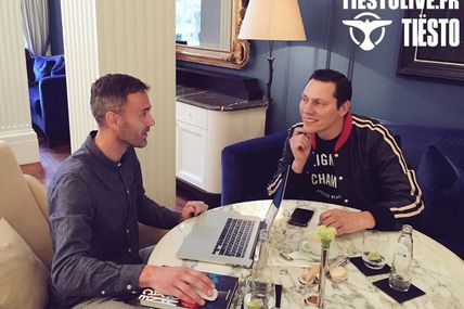 Tiësto interview for This Is Our House