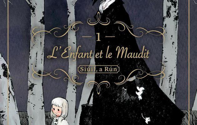 «L'enfant et le Maudit», Tome 1, un manga à l'univers triste, envoûtant et captivant!