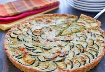 Tuyệt đỉnh thơm ngon với món bánh Quiche Zunichi Pháp