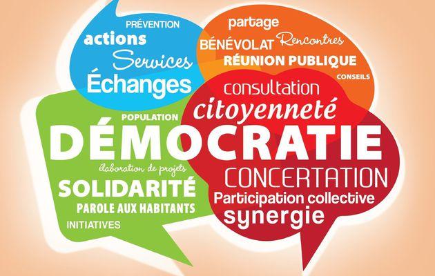 Compte-rendu du 1er forum de la Participation citoyenne de la Ville du Mans