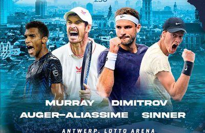 ATP d'Anvers 2021 à la TV : Comment suivre le tournoi ce lundi ?