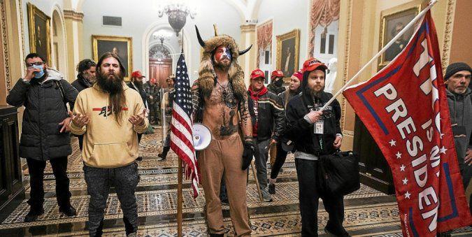 La mascarade du Capitole, la fiction démocratique et les illusions de Jürgen Habermas