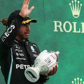 'Dizzy' Hamilton may be suffering from Long Covid - France 24