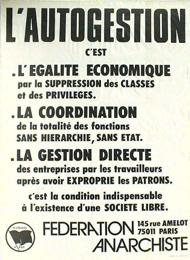 anarchisme autogestion