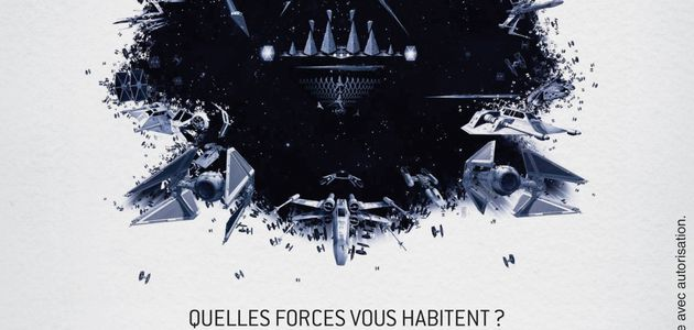"L'EXPOSITION ""STAR WARS IDENTITES"" OUVRE AUJOURD'HUI !"