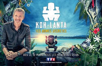 Media / TV : «Koh-Lanta, les armes secrètes» revient le 12 mars 2021