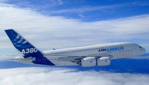 Superstructures: Airbus  A380