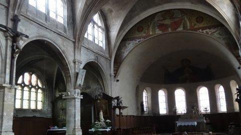 Foire de la Saint-Martin à Pontoise.